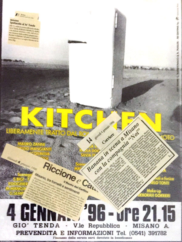 Giancarlo Tonti - Kitchen, 1996