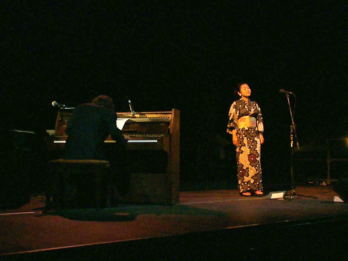 Mario Mariani e Natsuko Hiwatashi