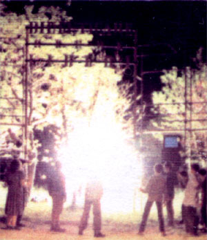 Giancarlo Tonti - Veglia per la liberazione