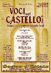 Giancarlo Tonti - Voci nel castello 1997