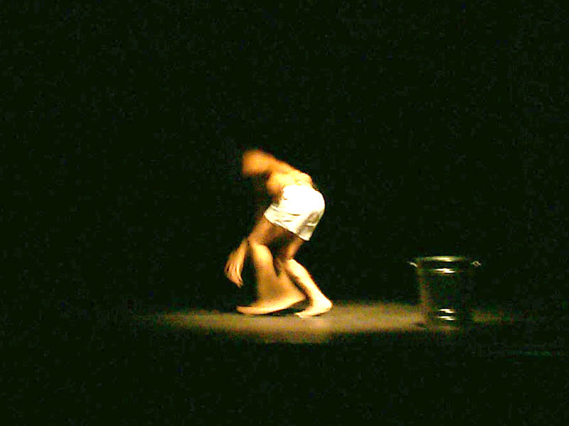 Voci nel Castello - 2000 - Teatro della Centena