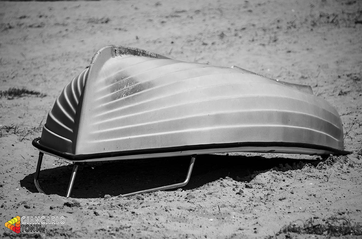 A pancia in su ©2018 Giancarlo Tonti