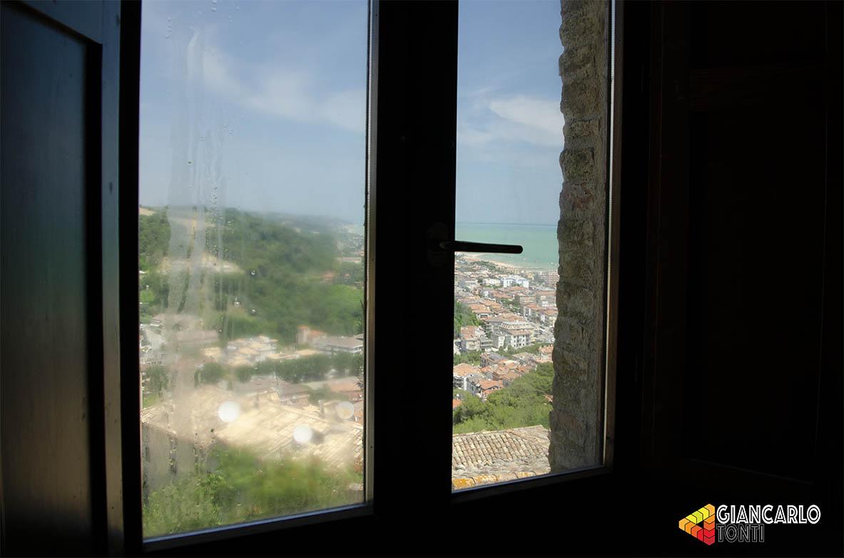 Dalla finestra ©2018 Giancarlo Tonti