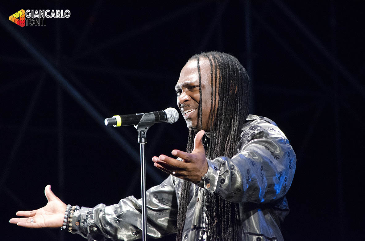 Earth Wind & Fire live in Rimini 24/07/2018