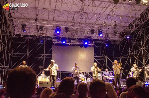 Earth Wind & Fire live in Rimini 24/07/2018