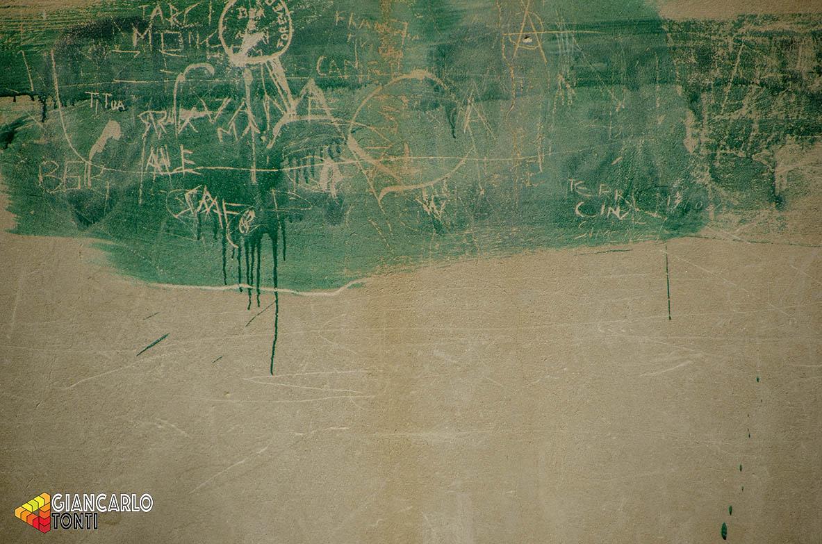Graffiti ©2018 Giancarlo Tonti
