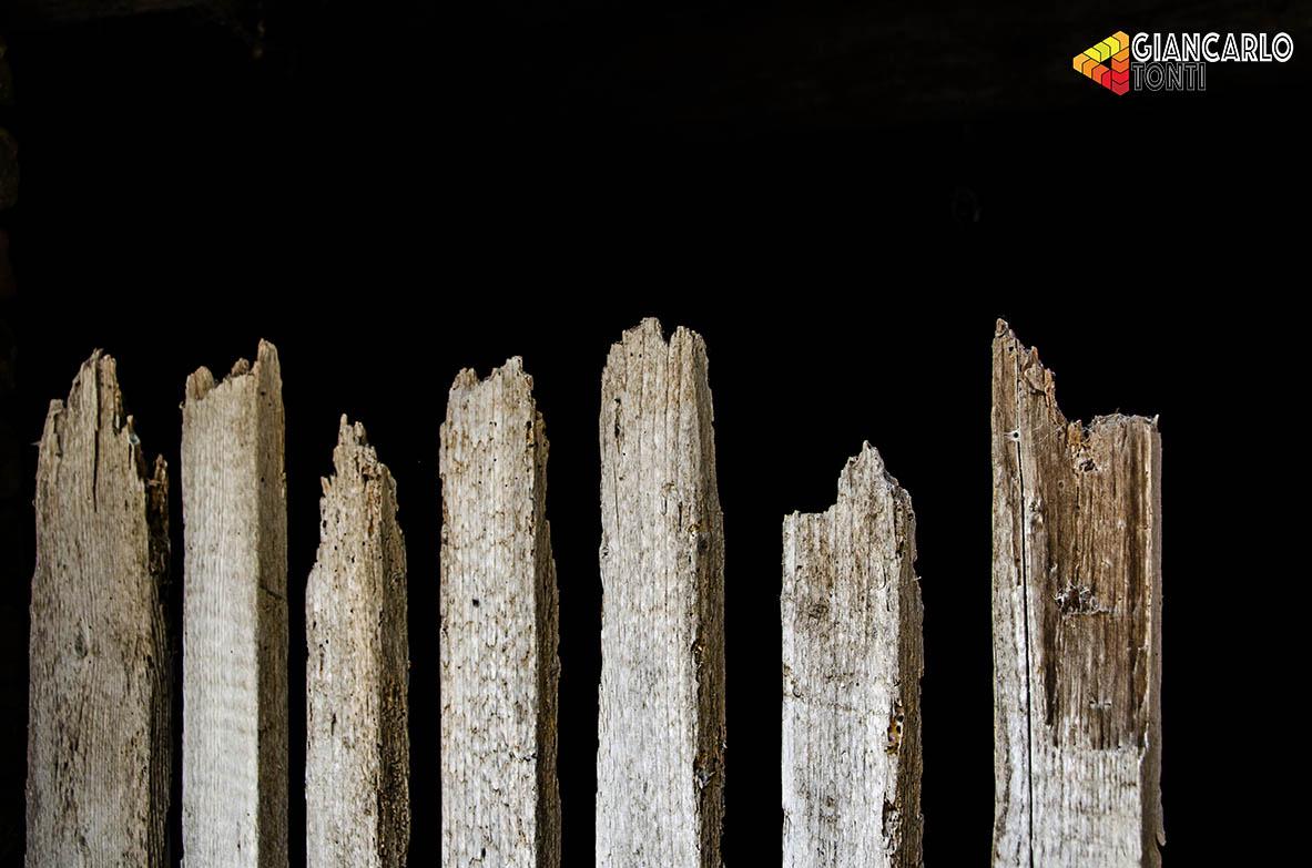La stalla abbandonata ©2018 Giancarlo Tonti