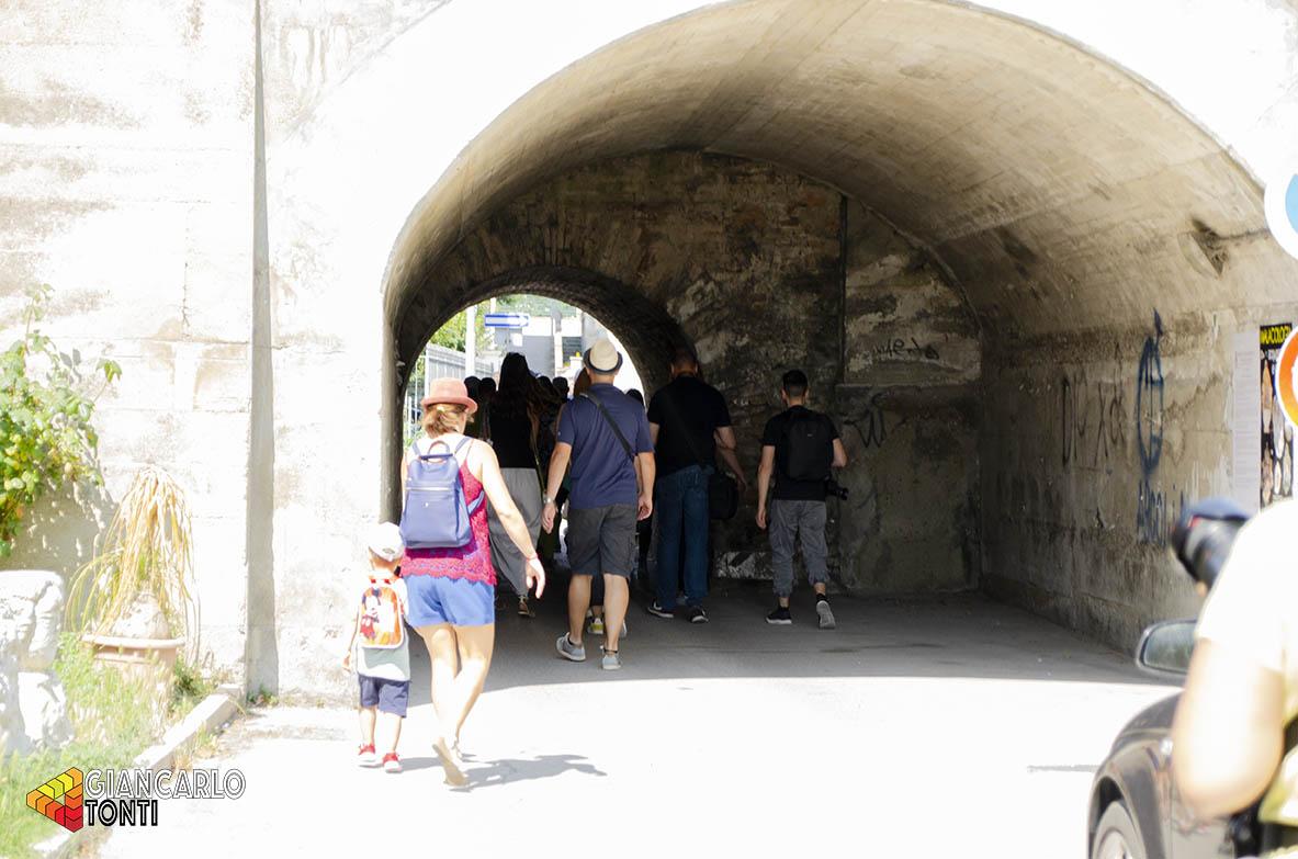 Il tunnel alla fine del tunnel ©2018 Giancarlo Tonti