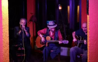 Giorgio Mr. Blue Cavalli trio
