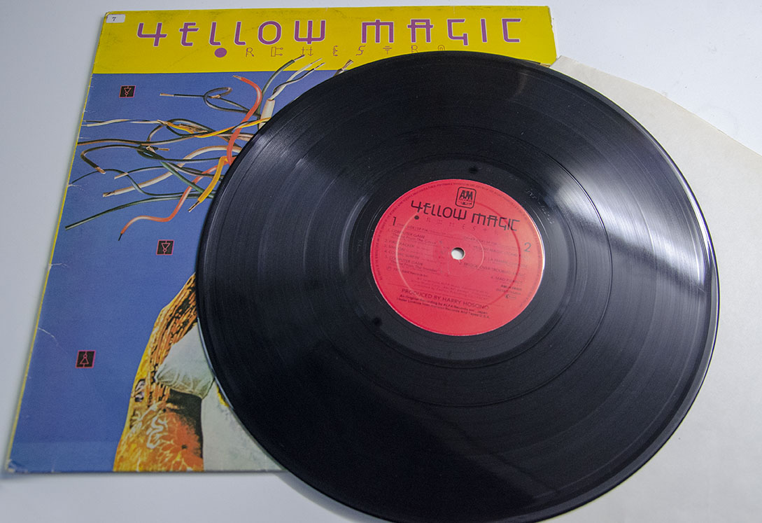 Yellow Magic Orchestra - Tong Poo