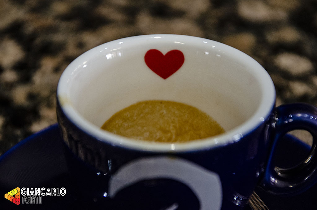 Coffee love - Giancarlo Tonti