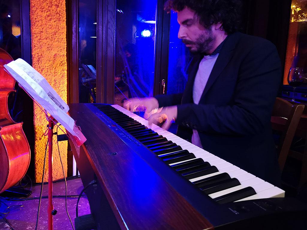 Giglielmo Pagnozzi quartet - 15 marzo 2019