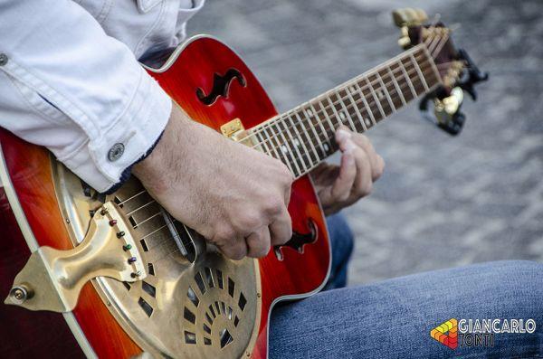 Jazz on the road - Giancarlo Tonti