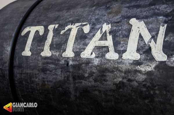 Titan - Giancarlo Tonti