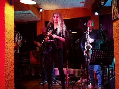 Simone Giannotti quartet 3/5/2019