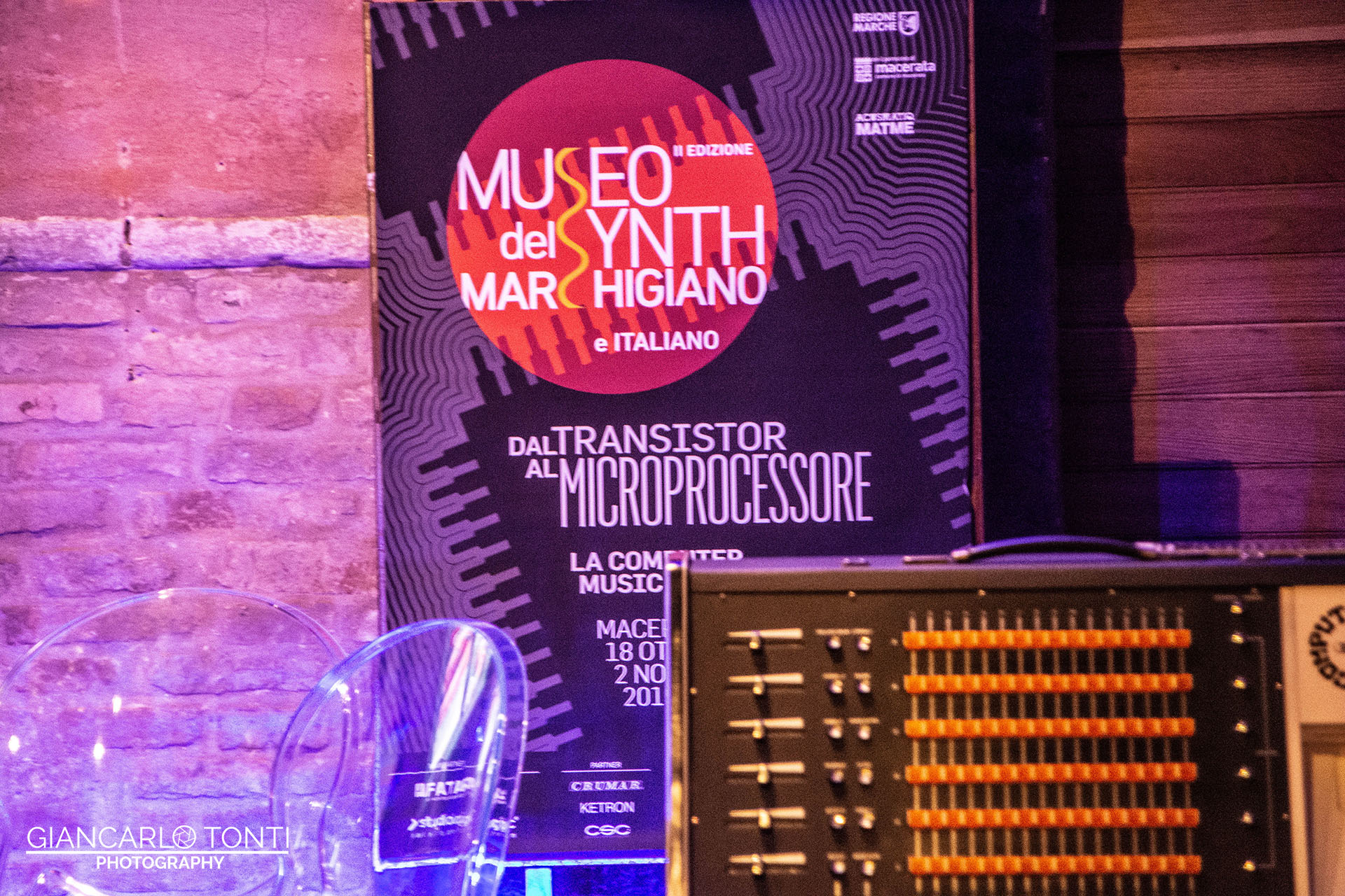 Museo del Synth 2019
