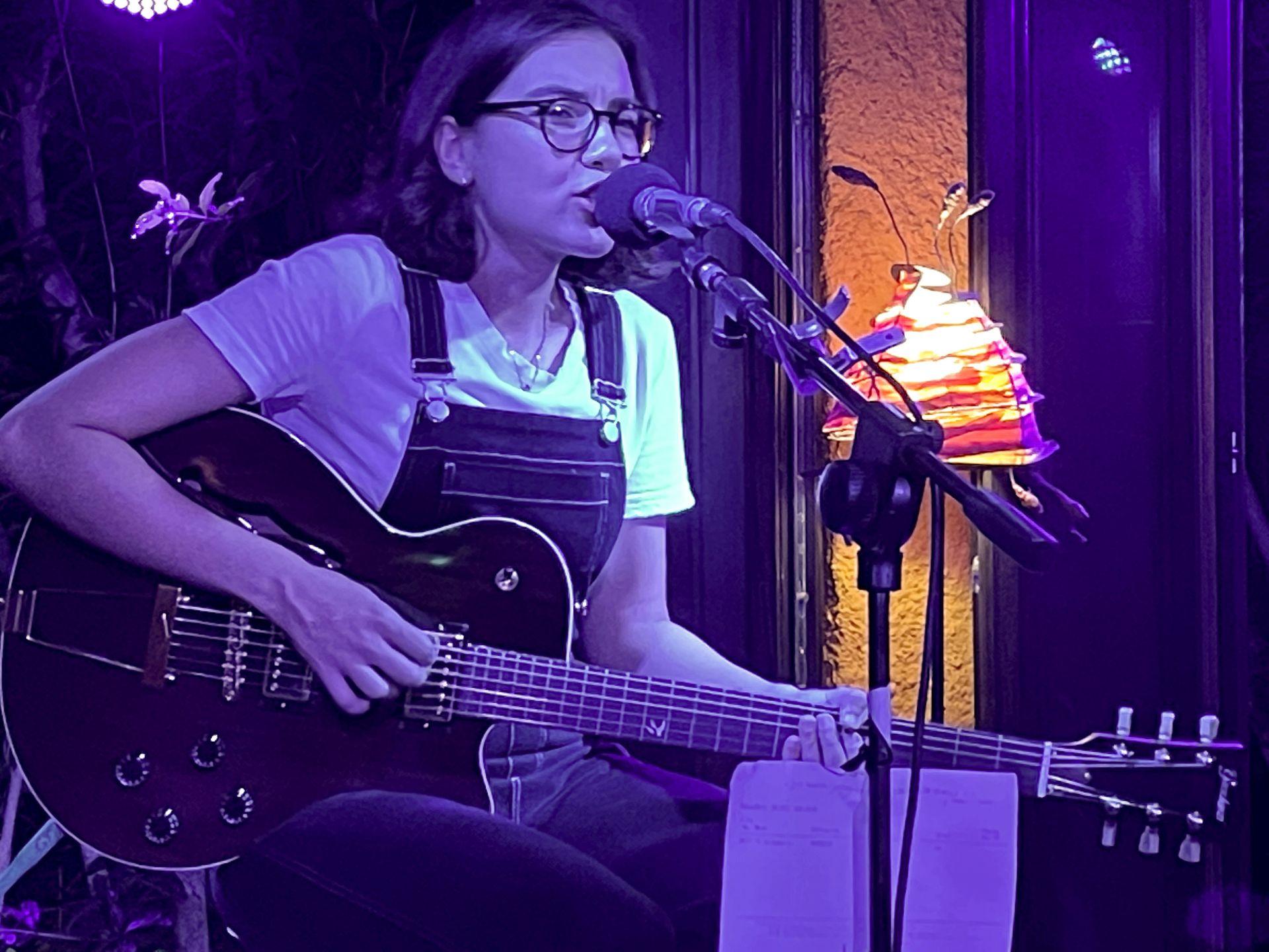 Roberta Finocchiaro live in Vigna 23/06/2021
